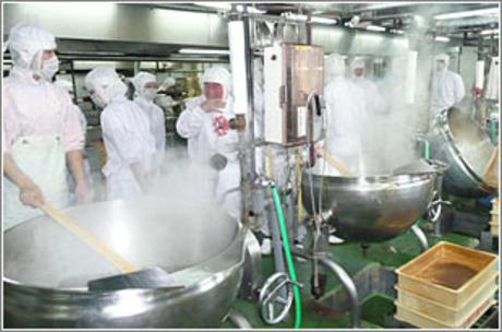 【惣菜工場 炊飯・調理職】2017年8月にできた新しい工場での炊飯・調理職の募集です